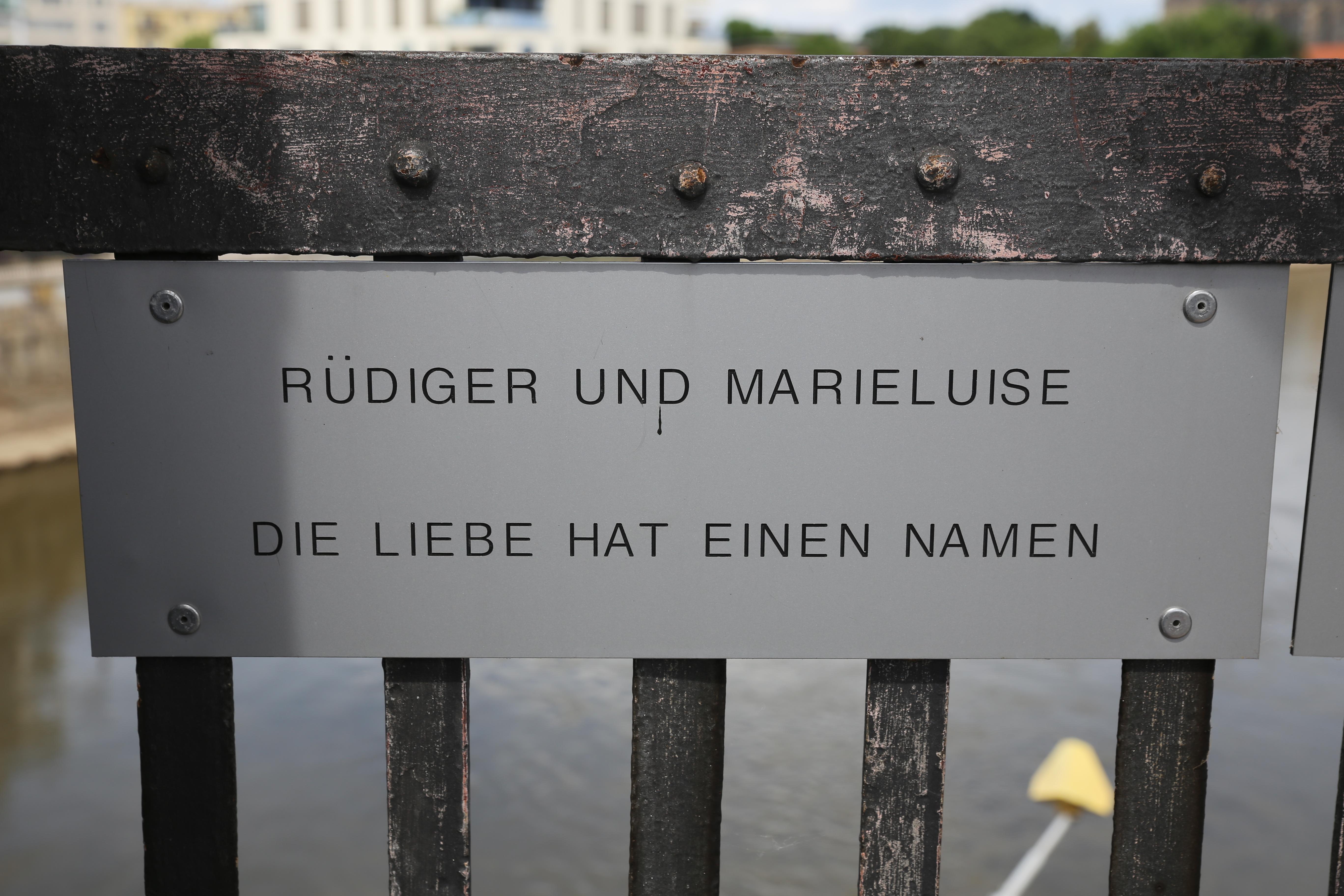Detail an der Hubbrücke in Magdeburg (Foto: Tobias Prüwer)