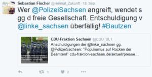 Polizeikritik-Fischer