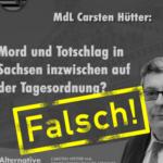 Bildmontage von AfD-Check Sachsen