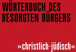 christlich-juedisch