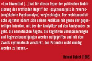 Dubiel-Loewenthal-umgekehrte-Psychoanalyse